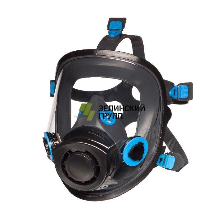 Панорамная маска UNIX 5100 в Перми: купить полнолицевую маску Уникс 5100